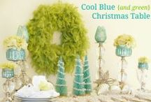 Holiday Decor Trends and Looks! / by Party Bluprints Blog
