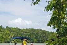 Fishing at the Panama Canal / by Gamboa Rainforest Resort Panama