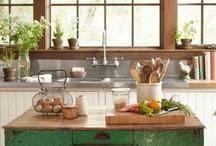 Cozinhas e coisinhas  / by Beatriz Rothbarth