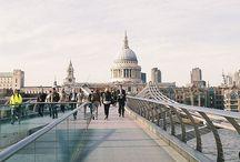 Visit London / by En Mi Bolso