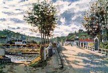 Monet / by Scott Brookins