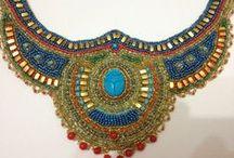 Beading - Jewellery, beading / by Bill (Lilla)