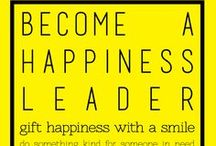 International Day of Happiness / Spread joy! Today is International Happiness Day & we're challenging you to make your world a happier place. What will you do? / by PCOM