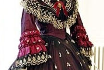 Fashion/Accessories 1800's / by Sally Kriebel