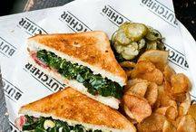 Sandwich, Wrap, Pinwheels, Holl-Ups, Bruschetta / by Gabriel Ribeiro