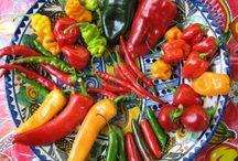 México e América Espanhola Food / Never eat a texmex dish. / by Gabriel Menezes Ribeiro