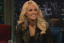Carrie Underwood / Talented, Beautiful, Kind, and Classy. Stay Grounded, Carrie / by Kym Gould