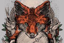 Tattoos / Tattoos / by Adam Herrera