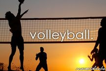 Volleyball is Life / by Ashley Dalbec