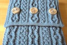 knitting / by Claudia Sainz de la Maza
