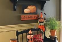 Halloween / by Donna Ashcraft-Mason