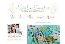 natalie creates // my blog / by natalie creates