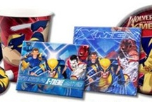 Wolverine & X-Men Birthday Party Ideas, Decorations, and Supplies / Wolverine & X-Men Party Supplies from www.HardToFindPartySupplies.com, where we specialize in rare, discontinued, and hard to find party supplies. We also carry several of the more recent party lines.  / by Hard To Find Party Supplies