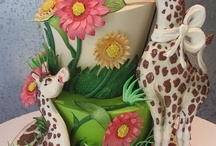 Baby cakes/cupcakes / by Hard To Find Party Supplies