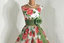 Fashion History 1950's / by Cathryn Davis