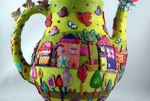 Clay n stuff / by Karen Thomas