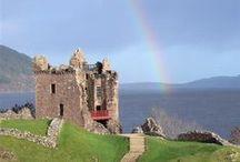 One day I'm moving to Scotland / Scotland / by Sanjanaa Greenlund