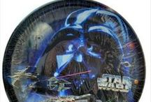 Star Wars Birthday Party Ideas, Decorations, and Supplies / Everything you need to plan, create, and host a Star Wars themed Birthday party from the tableware to the games, party inspiration that will allow The Force to be with you!   / by Hard To Find Party Supplies
