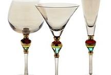 Glassware / by Victoria