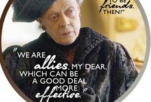 Downton Abbey / by Anne Castillo