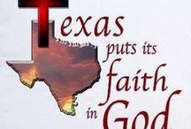 Texas / by Calamity Jane