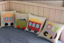 Sewing - Pillow / by Kah