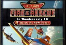 DISNEY CARS & PLANES / Disney's new animated Planes movie delivers more excitement in the style of the Disney Pixar franchise, Cars. If you love Disney animated movies and cars and airplanes, you will love the pins on this Disney Pixar Cars & Planes Pinterest board. / by Treasures By Brenda