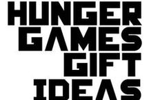 HUNGER GAMES GIFT IDEAS  / Fans of the Hunger Games trilogy like you and me anxiously await the arrival of the second movie in the series, Catching Fire.  Family and friends of those fans seek unique Hunger Games gift ideas for Christmas and birthdays in 2013. Let this Pinterest board inspire you with some of the best Hunger Games gift ideas you will find. / by Treasures By Brenda