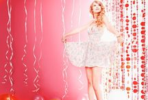 Taylor swift is made of starlight <3 / she is my idol  and my role model i am a Swiftie for life and I don't see why people hate on her. she is appropriate unlike some artists she has had 3 sold out world tours and has sold out in madison square in less than 60 seconds, she loves children cats and the number 13 she has won over 200 awards including 7 grammys she was named 2013's most charitable celebrity and has broke world records and her four albums all went platinum and she writes songs and plays guitar and has numerous #1 hits / by Shridula Gopinath