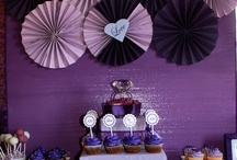 Purple Party / by Lisa Loeb