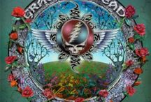 ALL things DEAD...so GRATEFUL✌️!! / That's The Grateful Dead for those of you born after the 70's...THE BEST BAND EVER!! PERIOD. ✌️ / by A Deadhead