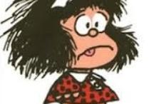 mafalda / by Gabriela Miranda