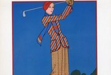 Golf with Great Style / Incorporate golf into your life with a touch of style. / by Ellen Lisle