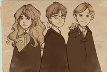 Harry Potter / by Emily Haws