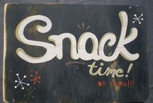 ●~ INCREDIBLE   EDIBLES ~● / Amazing Appetizers , Salty & Sweet Snack's . Some Dipping Sauces also ..... Yummy !!! / by Esther Lord
