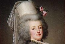 Marie Antoinette / The tragic life of the queen of France. Married at 14, executed at 37. Misunderstood, misquoted and maligned.  / by Nannette Colvin