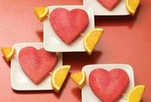 Healthy Valentine's Day! / Try these tastey and healthy treats that everyone can enjoy without the guilt! / by Silver&Fit