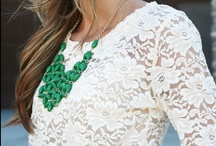 Lovely Lace  / A little lace goes a long way in adding a touch of femininity to any outfit. / by Stage Stores