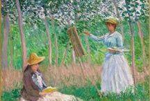 Claude Monet / by vitaarte