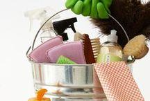 Housekeeping / Housekeeping tips / by Kim Hall