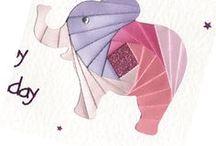 CRAFTS-----Iris Folding / by Mally Hatch