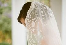 Lace Wedding Dresses and Details / Check out all the lovely lace! Lace wedding dresses, lace decor, lace veils and lace wedding accessories for your big day. / by Loverly Weddings