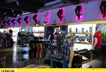 Don Vaquero Tienda moda  / by LEDILUX Iluminación