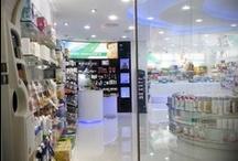 Farmacia Apotecaria  Mallorca / by LEDILUX Iluminación