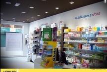 Farmacia Acuario (VillaRobledo)) / by LEDILUX Iluminación