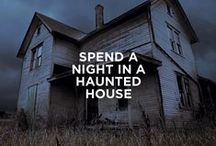 Haunted House / Ideas for a haunted house / by Nicole Blackwood