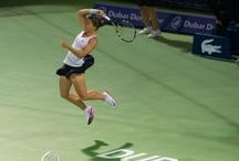 WTA Action Shots / Celebrating the game of women's tennis with on-court photos that are full of energy and emotions. / by Women's Tennis Blog