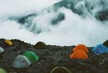 camping / by Endless Horizon