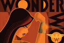 Wonder woman / by Jashelle Coffman
