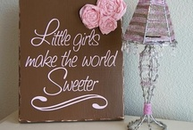 Girl's Room Ideas / by Staci